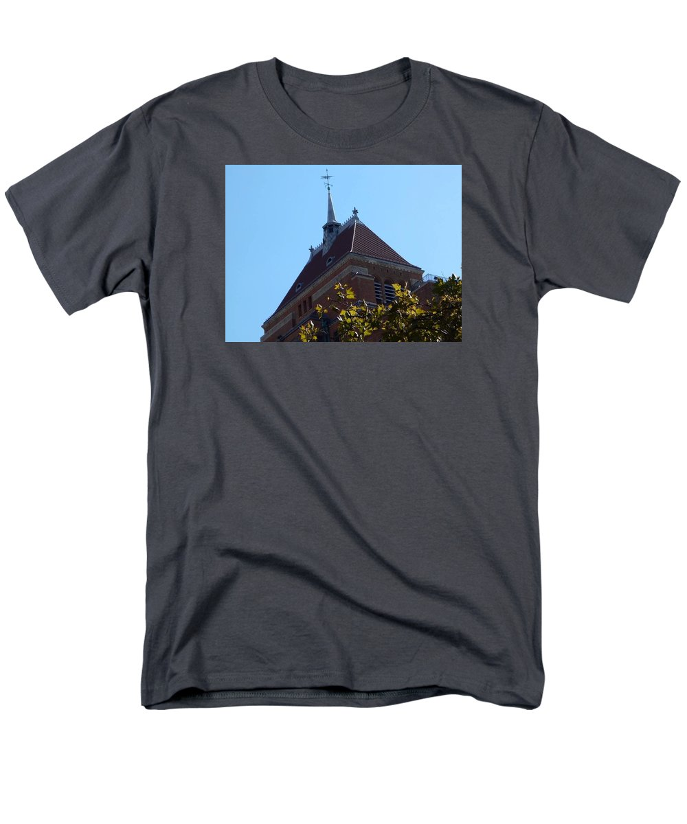 Brooklyn Peak T Shirt For Sale By Carolyn Quinn