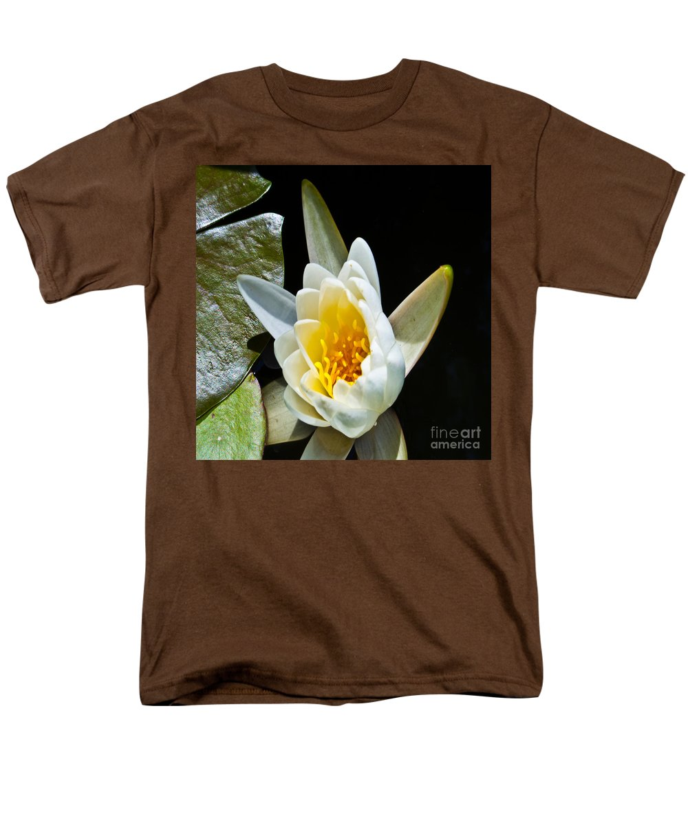 Water Lily Duvet Cover Sized T Shirt For Sale By Scott