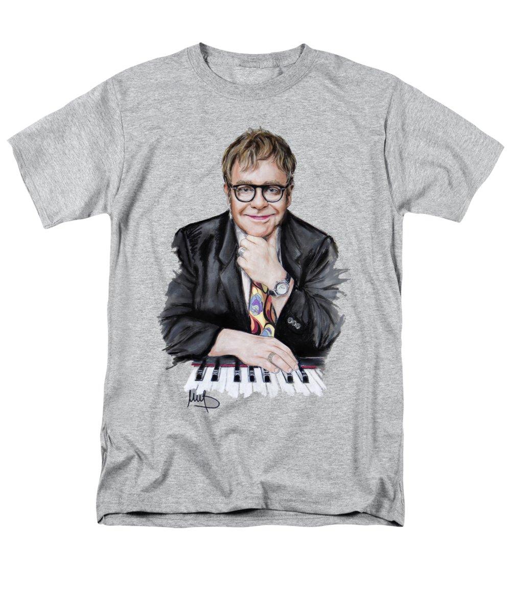 Elton John T Shirt For Sale By Melanie D
