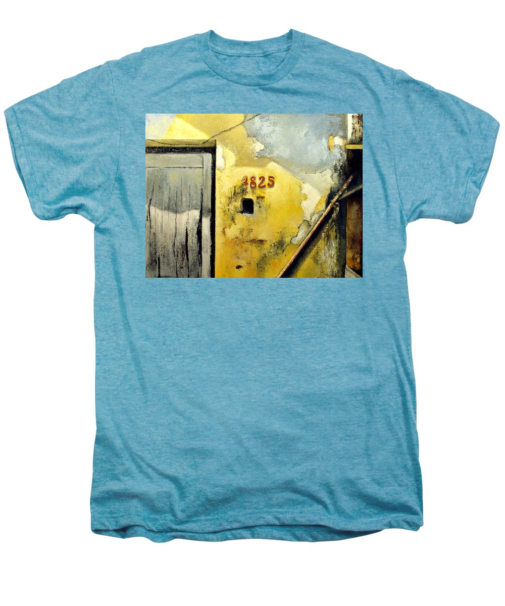 Havana Men's Premium T-Shirt featuring the painting Solana by Tomas Castano