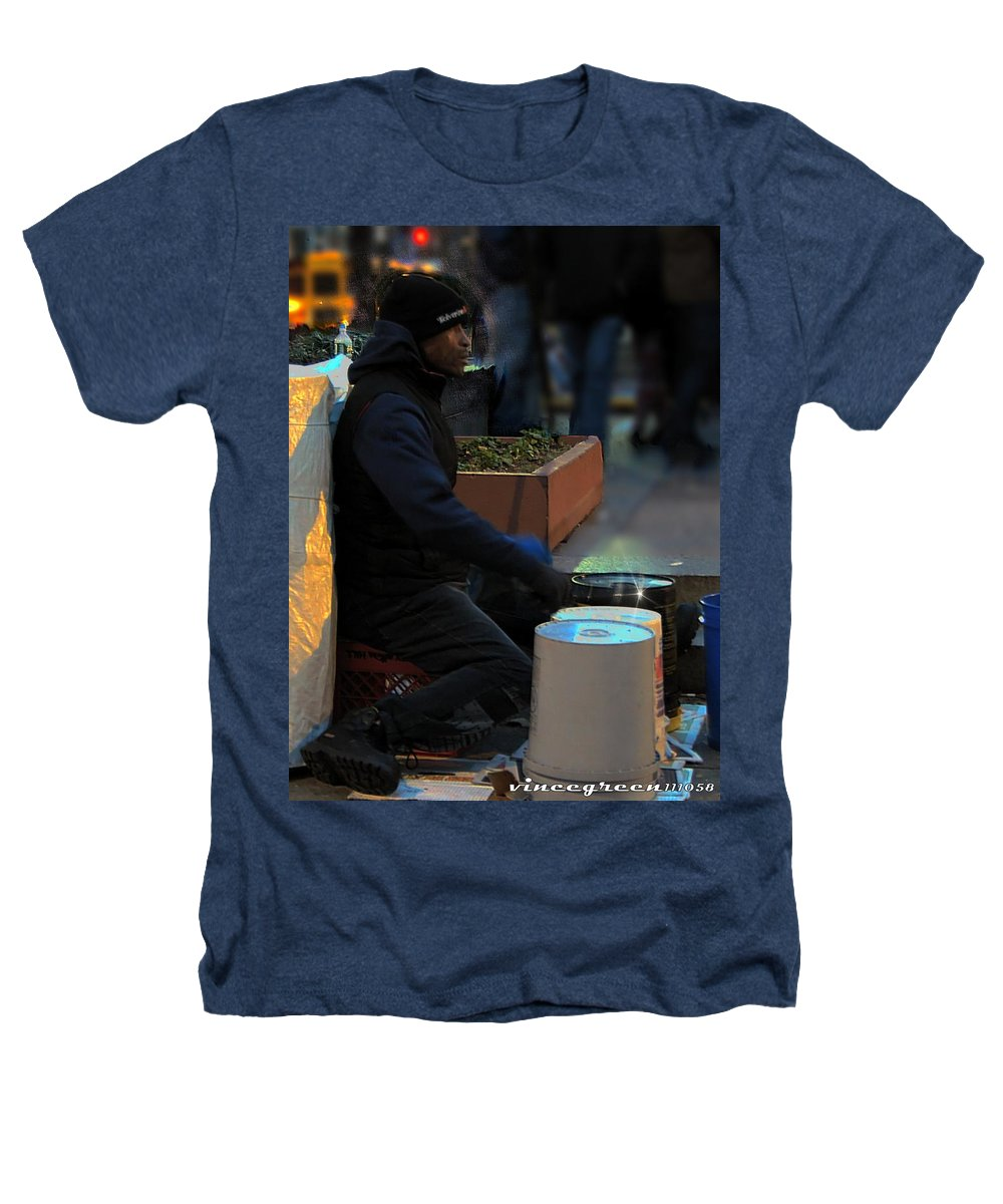 Magic in love park heathers t shirt for sale by vince green for Vince tee shirts sale