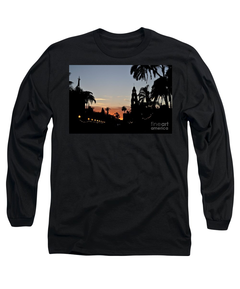 Balboa At Sunset Long Sleeve T Shirt For Sale By Bridgette