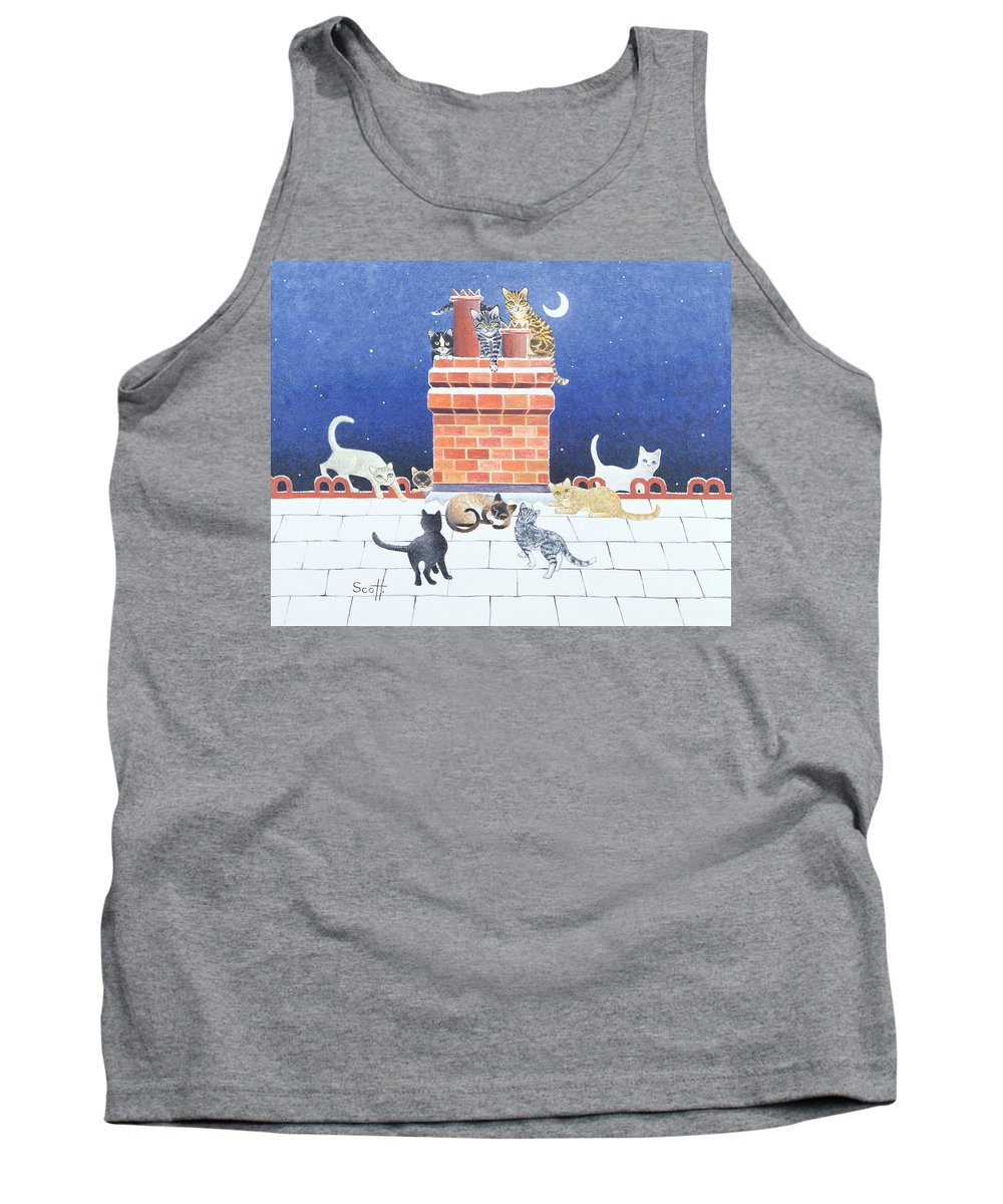 Midnight Madness Tank Top For Sale By Pat Scott