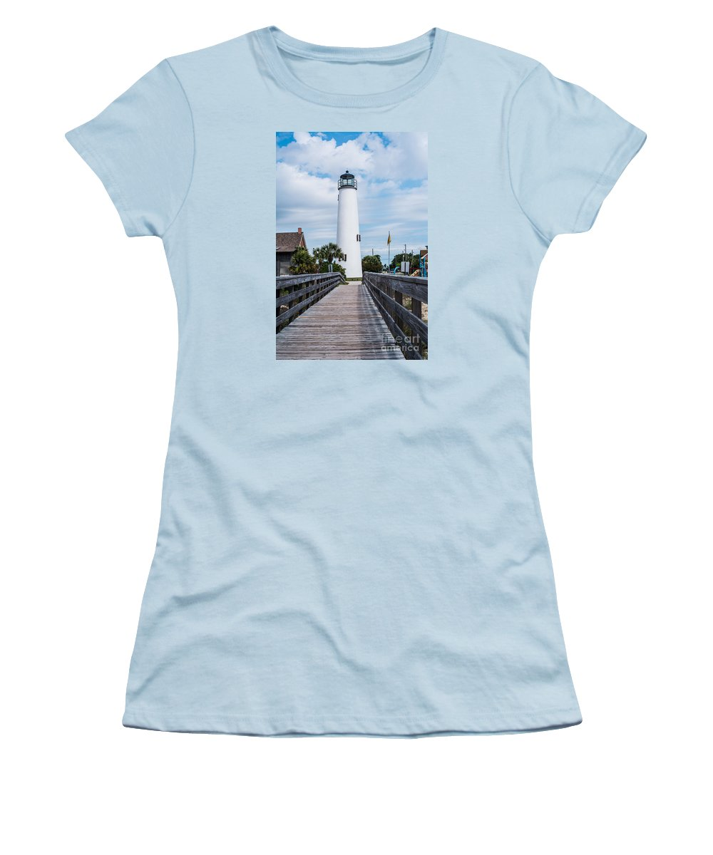 Cape St George Lighthouse Juniors T Shirt For Sale By