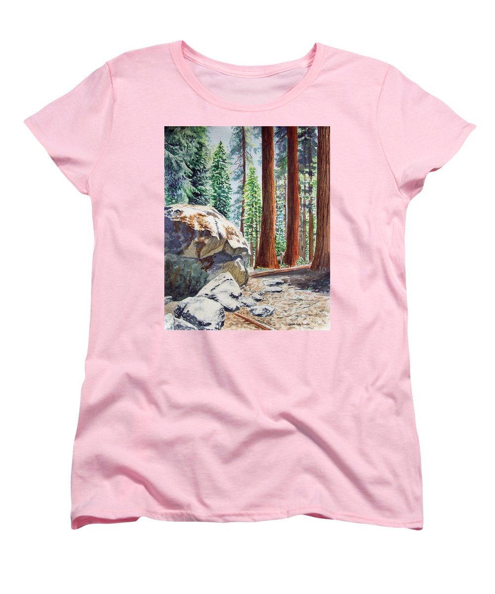 sequoia national park women Must see stops in sequoia and kings canyon national parks one of the best places to understand the ecology of sequoia national park is along women.