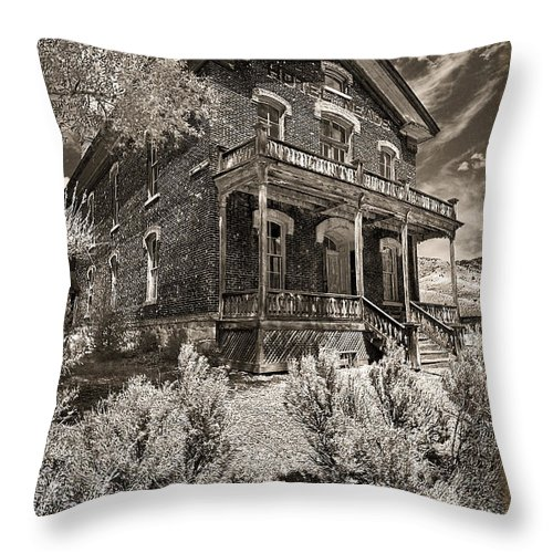 Welcome to hotel meade d6862 throw pillow for sale by wes for Hotel pillows for sale philippines