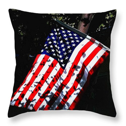 Stand Beside Her Throw Pillow for Sale by Julie Kingery Conner - 14