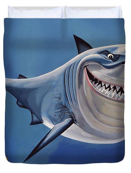Finding Nemo Duvet Cover by Paul  Meijering