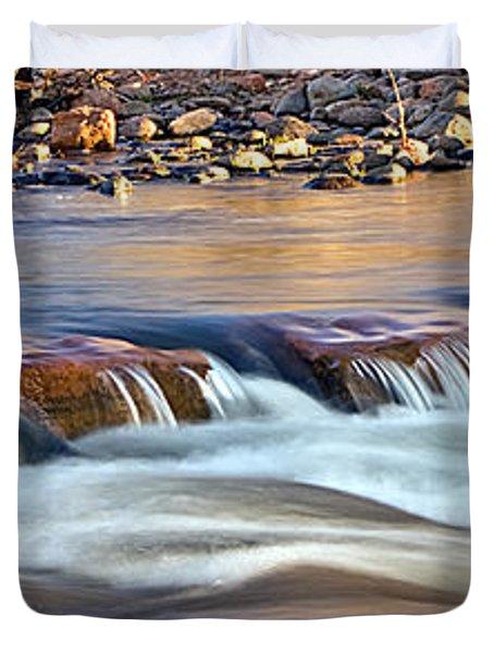 0331 Oak Creek Duvet Cover by Steve Sturgill