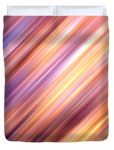 Abstract  Duvet Cover by Les Cunliffe