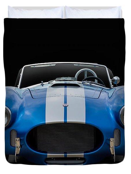 Ac Cobra Duvet Cover by Douglas Pittman