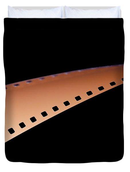 Film Strip Duvet Cover by Tim Hester