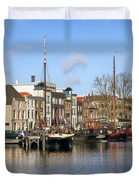 Leiden Duvet Cover by Joana Kruse