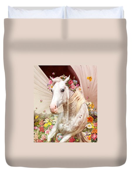 Love Duvet Cover by Kate Black