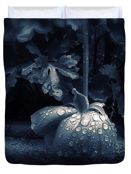 Sorrow Duvet Cover by Jessica Jenney