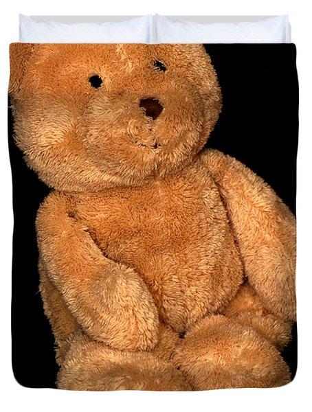 Teddy Bear  Duvet Cover by Toppart Sweden