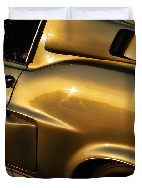 1968 Ford Mustang Shelby GT 350 Duvet Cover by Gordon Dean II