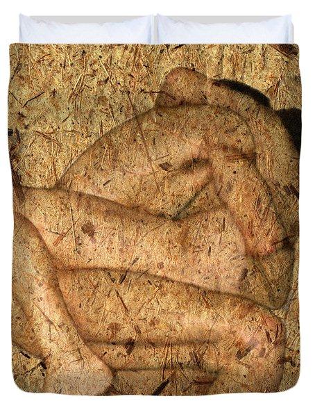 Kuma Sutra Duvet Cover by Kurt Van Wagner
