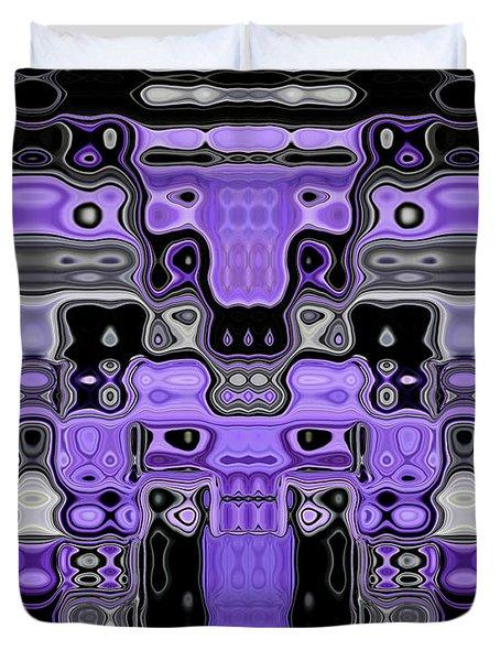 Motility Series 11 Duvet Cover by J D Owen