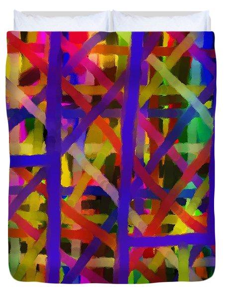 Schreien Duvet Cover by Ricard  Akagawa Galleries
