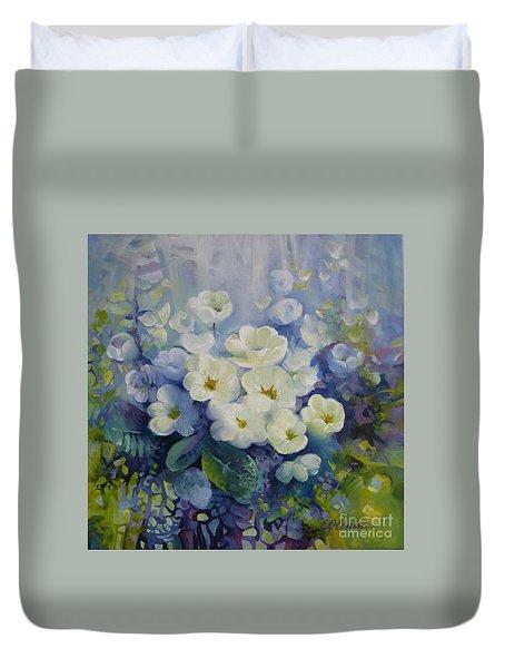 Spring Duvet Cover by Elena Oleniuc