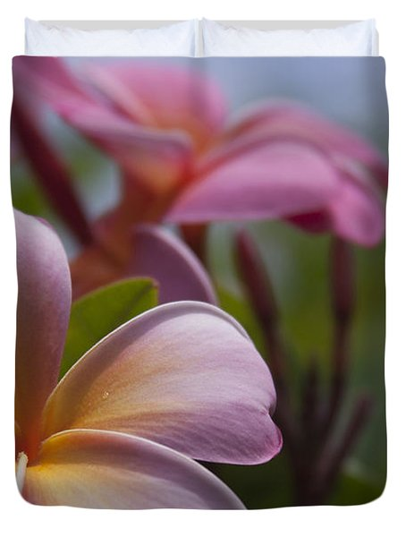 The Garden Of Dreams Duvet Cover by Sharon Mau