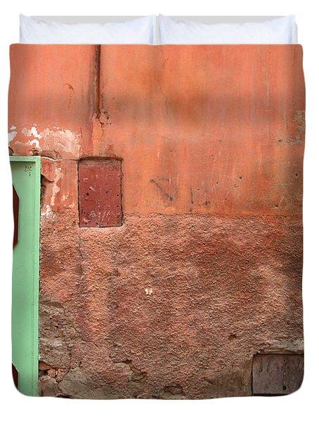 21 Jump Street Duvet Cover by A Rey