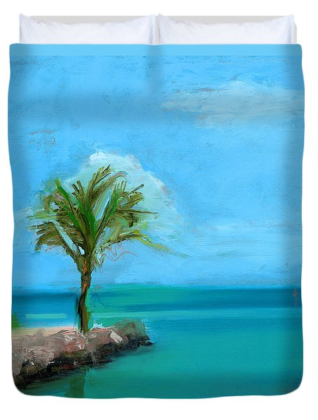 Rcnpaintings.com Duvet Cover by Chris N Rohrbach