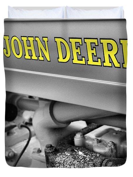 John Deere Duvet Cover by Dan Sproul