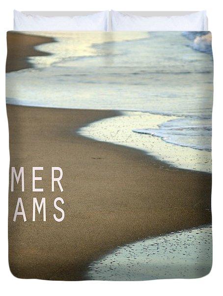 Summer Dreams Duvet Cover by Guido Montanes Castillo