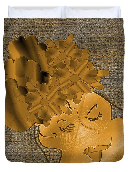 Dream Duvet Cover by Iris Gelbart