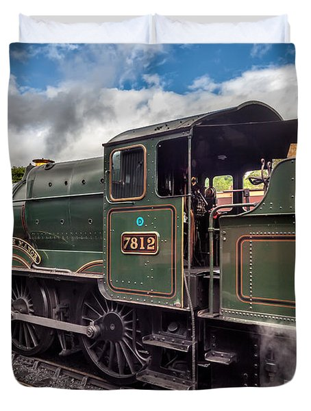 7812 Erlestoke Manor Duvet Cover by Adrian Evans