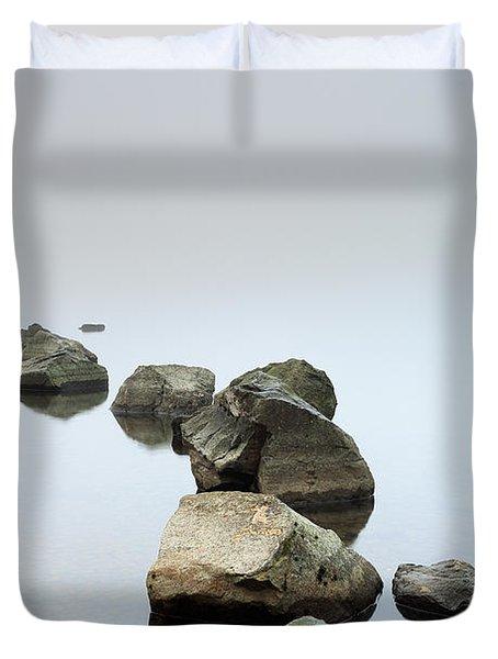 Loch Lomond Duvet Cover by Grant Glendinning
