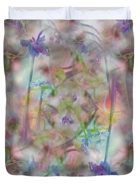 A Midsummer Night's Dream Duvet Cover by RC DeWinter