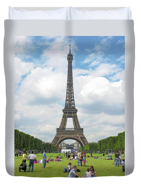 A Perfect Day Duvet Cover by Douglas J Fisher