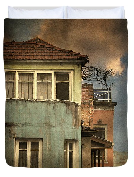 Absence 16 44 Duvet Cover by Taylan Soyturk