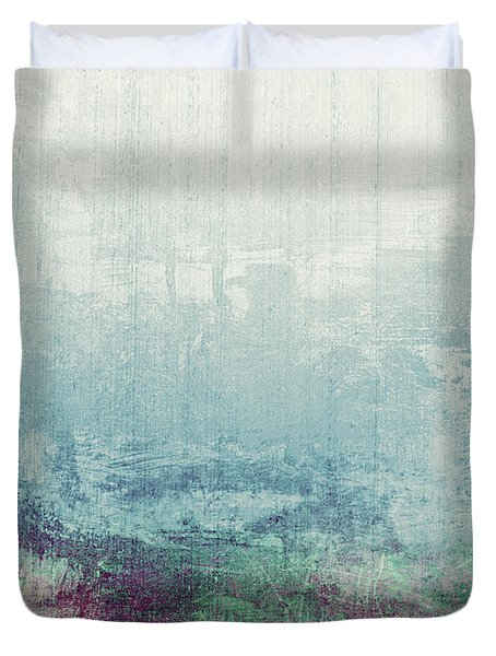 Abstract Print 11 Duvet Cover by Filippo B