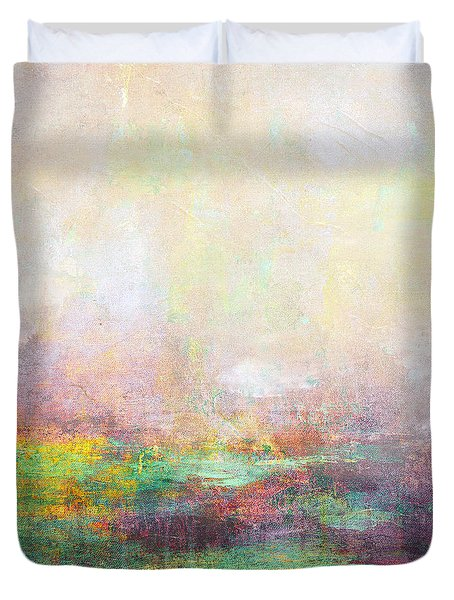 Abstract Print 8 Duvet Cover by Filippo B