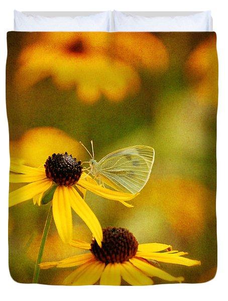 Abundance Duvet Cover by Lois Bryan