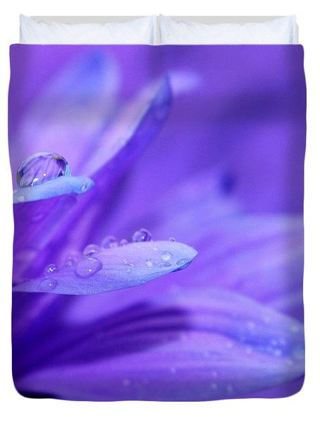 After The Rain Duvet Cover by Krissy Katsimbras