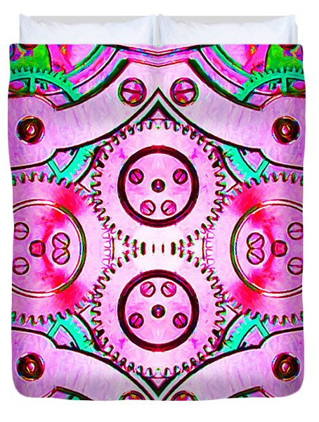 Age Of The Machine 20130605p108 vertical Duvet Cover by Wingsdomain Art and Photography