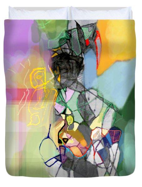 Aging Process 11cf Duvet Cover by David Baruch Wolk