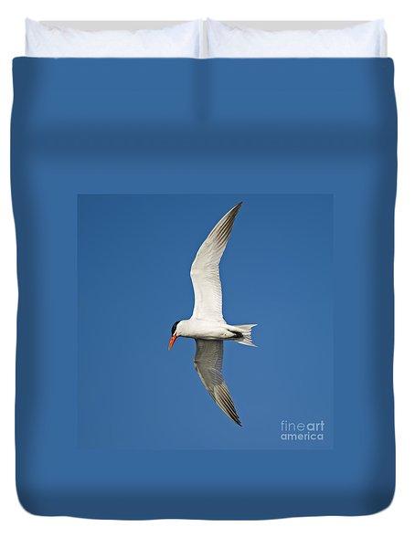 Airborne... Duvet Cover by Nina Stavlund