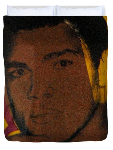 ALI Duvet Cover by Rob Hans