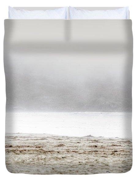 Alone Duvet Cover by Lisa Knechtel