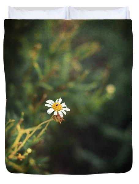 Alone Duvet Cover by Taylan Soyturk