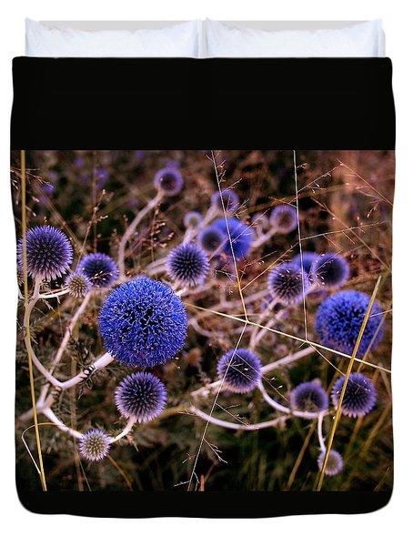 Alternate Universe Duvet Cover by Rona Black