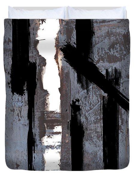 Alternative Edge Il Duvet Cover by Paul Davenport