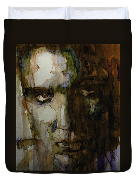 Always On My Mind Duvet Cover by Paul Lovering