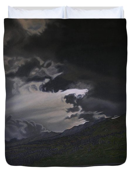 An Opening Duvet Cover by Thu Nguyen
